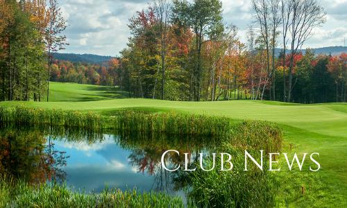 Montcalm Golf Club AnnouncesGolfer's Dream Golf Schoolat New Training Facility
