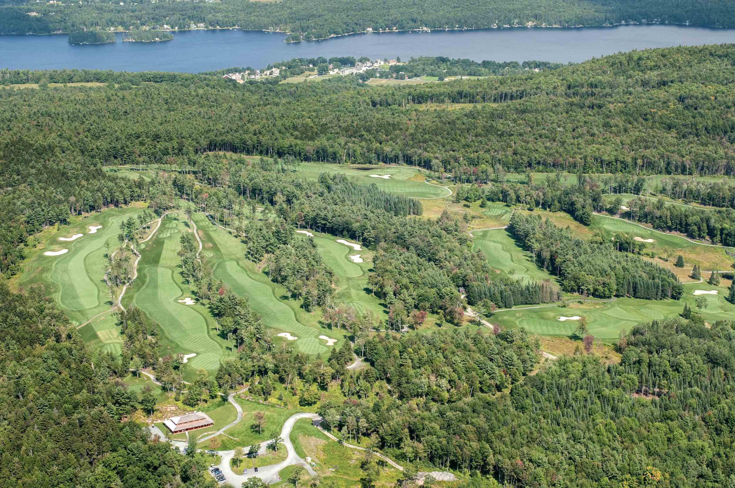Montcalm the New Home for Dartmouth Golf Teams